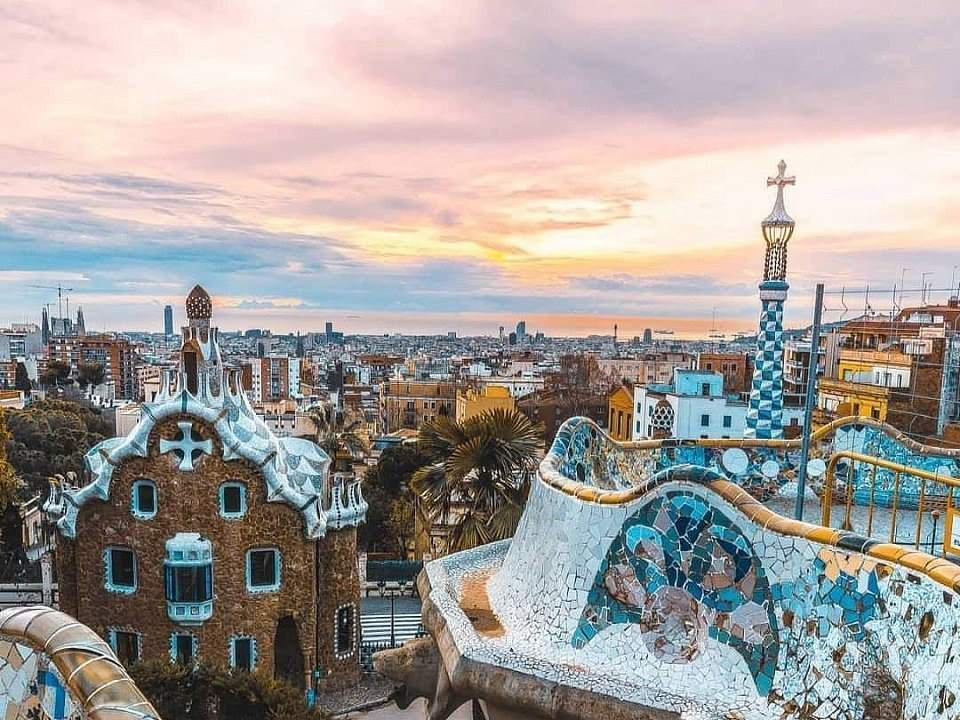 6 reasons we love Barcelona