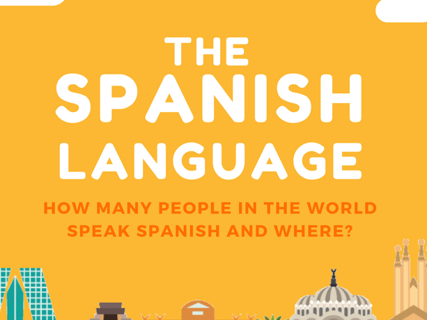 How many people in the world speak Spanish?