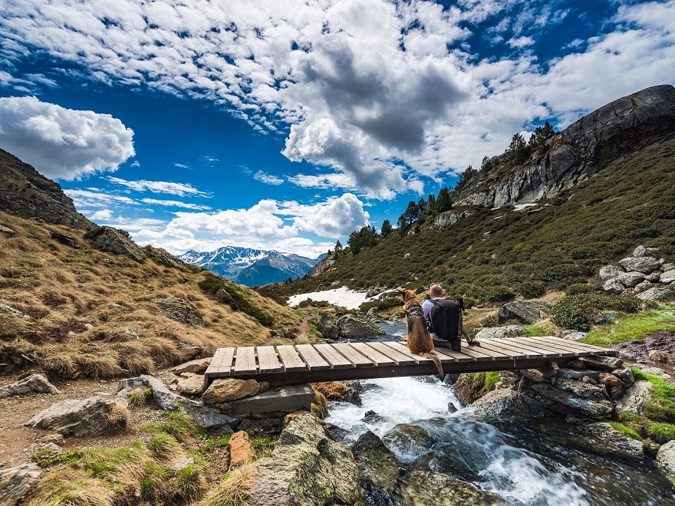 Hiking the mountains of Andorra