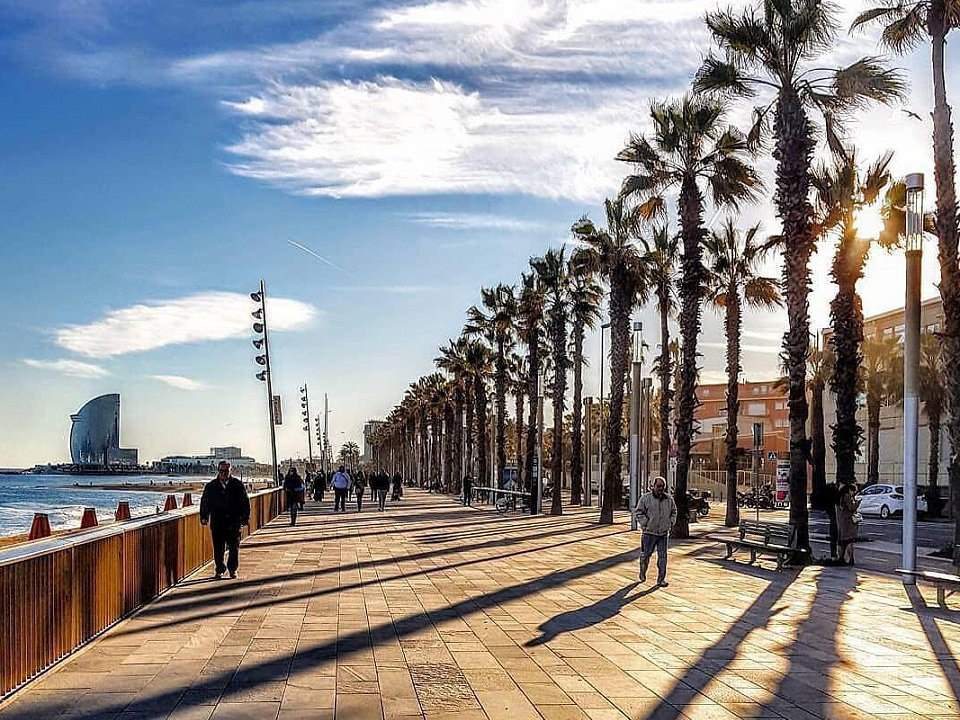Where to run in Barcelona: our favourite places to run in the city